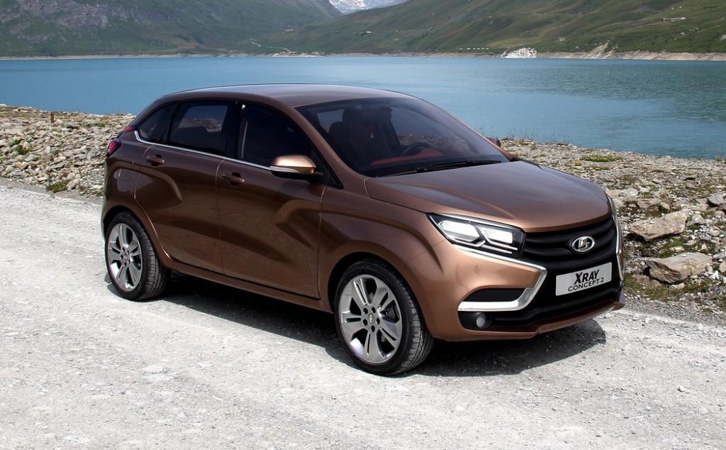 «АвтоВАЗ» получил 85% комплектующих для производства Lada XRAY