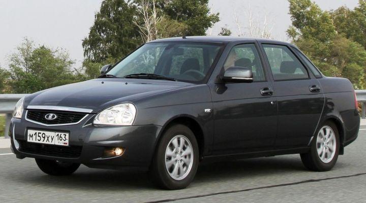 18 ноября «АвтоВАЗ» начинает продажи Lada Priora с 1,8-литровым двигателем