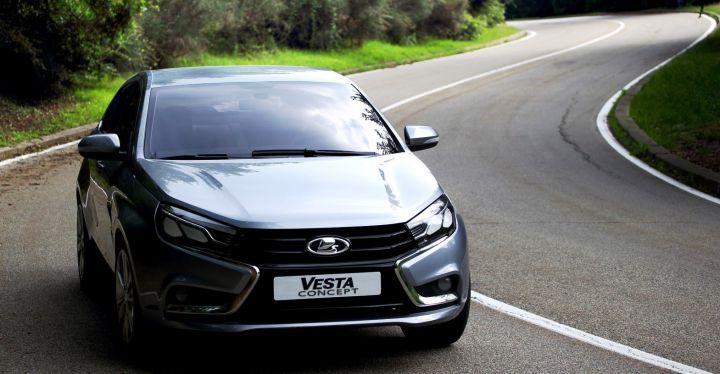 25 сентября Lada Vesta встанет на конвейер