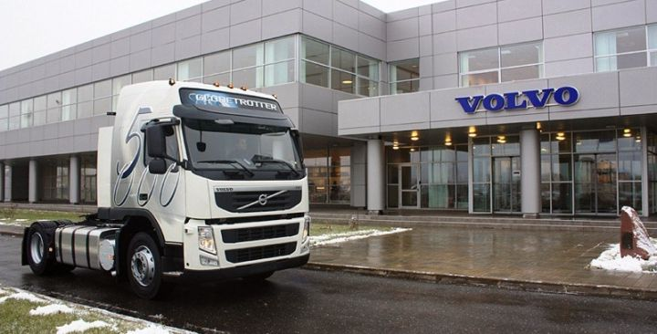 30% рабочих завода Volvo в Калуге сократят в ближайшее время