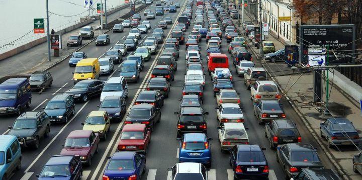 33% автомобилей в России старше 15 лет