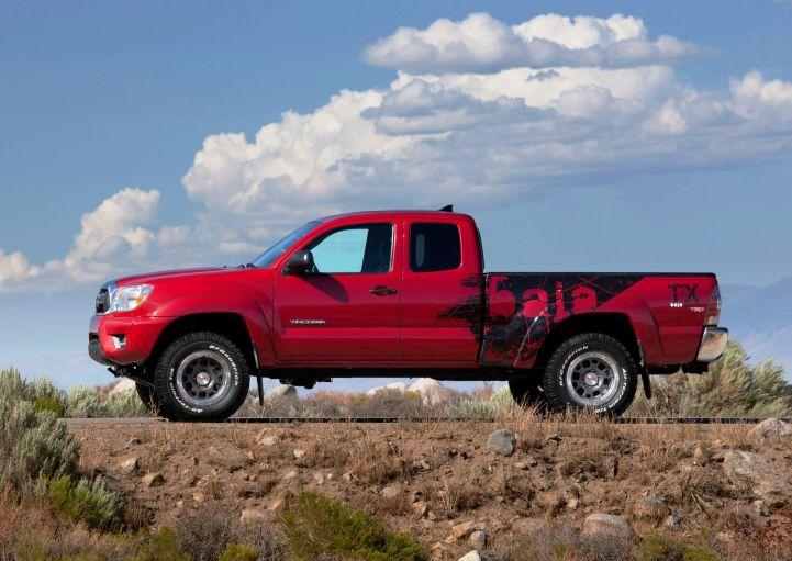700 тысяч пикапов отзывает Toyota из-за неполадок с подвеской
