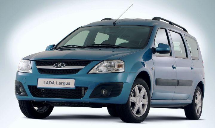 «АвтоВАЗ» увеличивает выпуск универсала Lada Largus