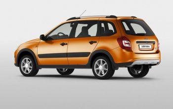 «АвтоВАЗ» выпустит новую модификацию Lada Kalina Cross