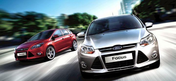 Автомобили Ford продадут по программе льготного кредитования