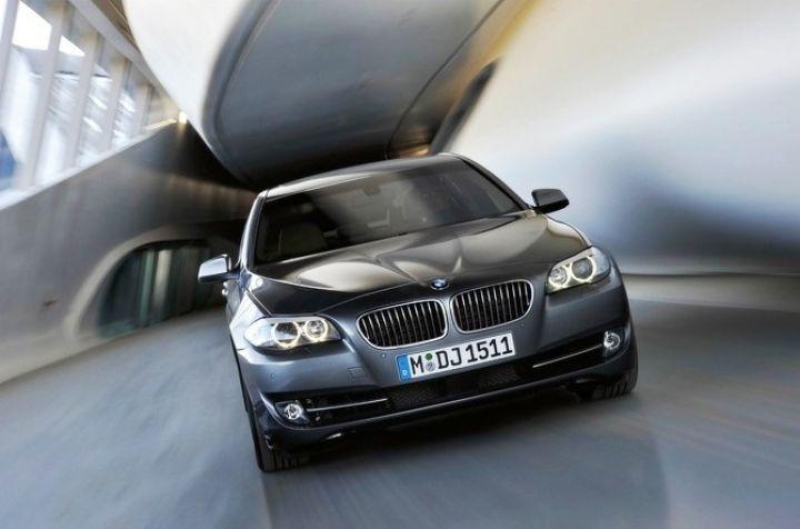 BMW 5-Series получит новое спортивное оборудование