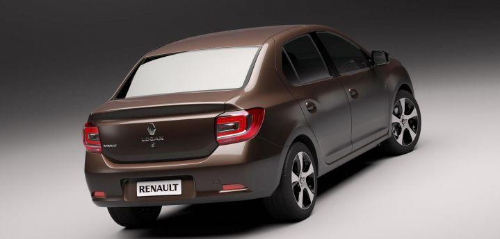 Базовая модификация Renault Logan «скинула» 12 000 рублей