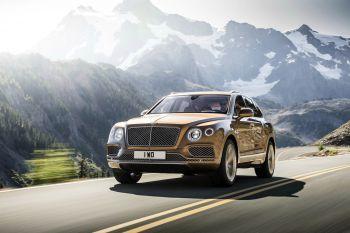 Bentley Bentayga оценили почти в четверть миллиона долларов
