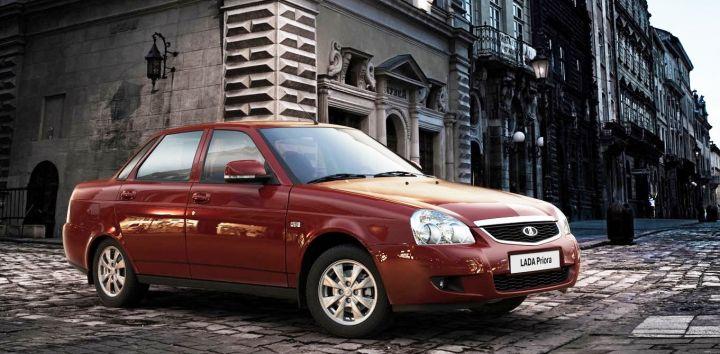 Более доступный автомобиль Lada Priora с роботом выпустит «АвтоВАЗ»