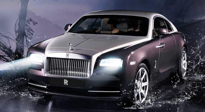 Бренд Rolls-Royce поставил рекорд продаж за 111 лет