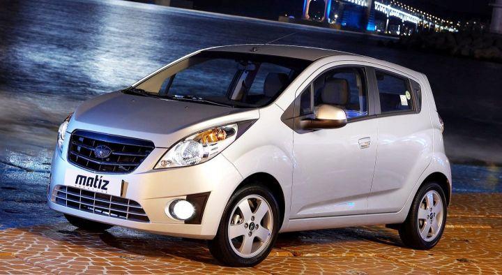 Daewoo Matiz подешевел почти на 100 тысяч рублей