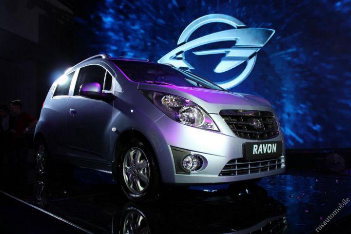 Daewoo Ravon вновь стал самым дешевым автомобилем месяца