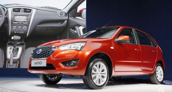 Datsun назвал рублевую стоимость mi-DO