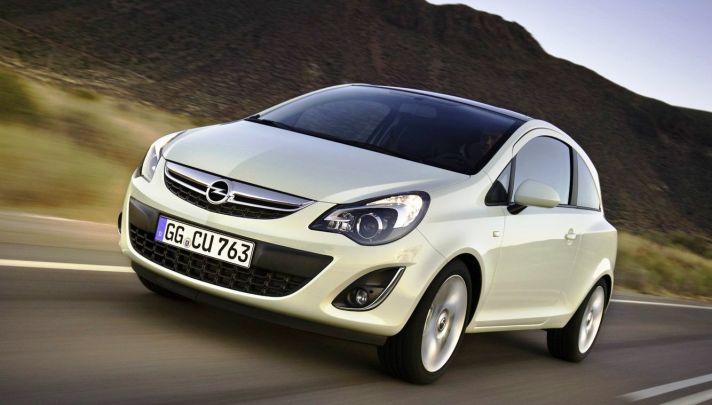 Дизельная версия Opel Corsa появится в России в 2015 году