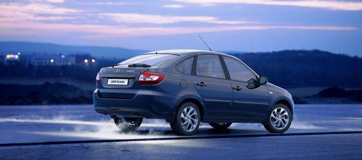 До конца года «ИжАвто» выпустит 47 000 Lada Granta Liftback