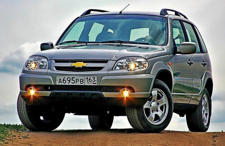 Двигатели Chevrolet Niva теперь отвечают стандарту Евро-5