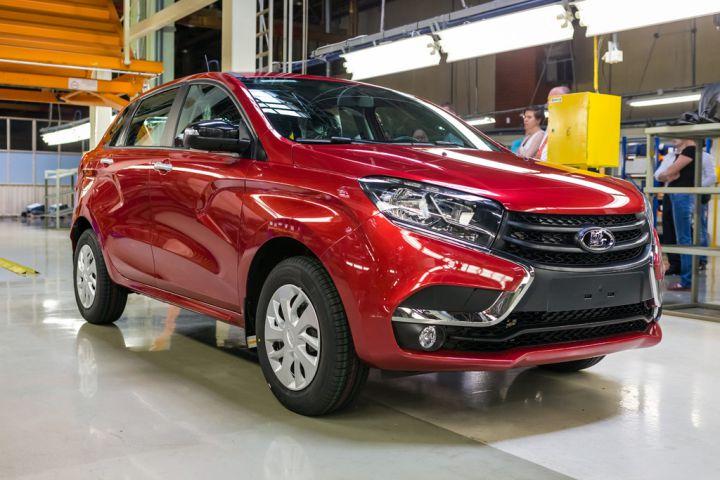 Двигатели Lada Xray и Lada Vesta будут работать по «Евро-6»
