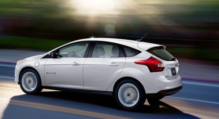 Ford Focus выбрали лучшим семейным автомобилем в России