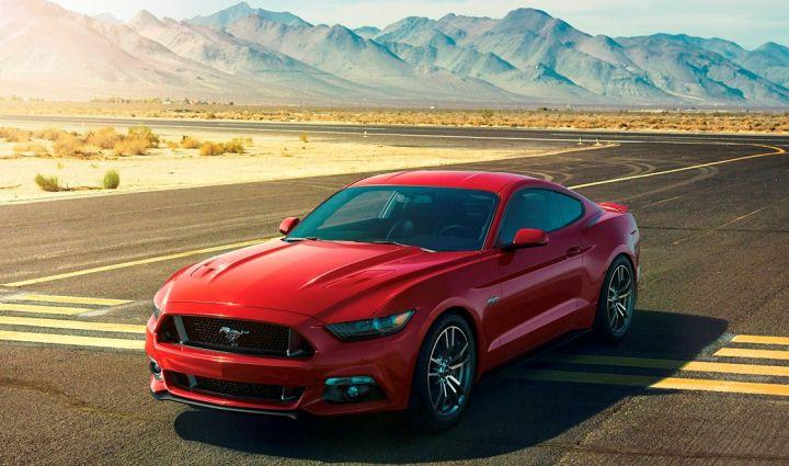 Ford Mustang нового поколения летом появится и в России