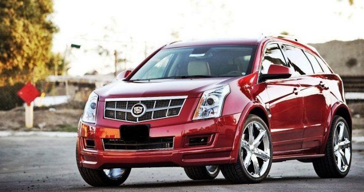 General Motors покажет новый Cadillac SRX под другим именем