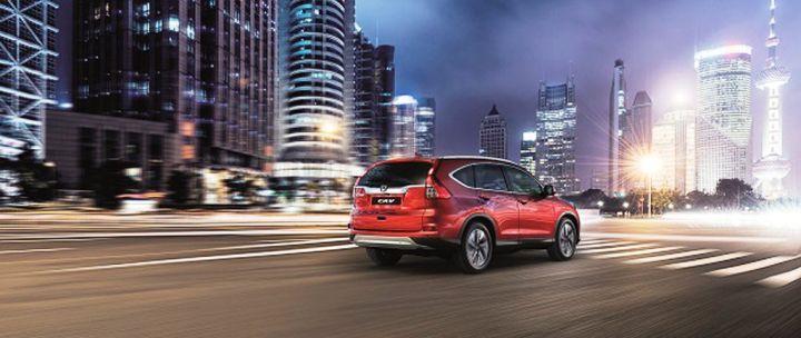 Honda CR-V нового поколения получила 9-ступенчатую автоматическую трансмиссию