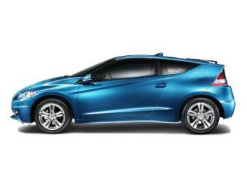 Honda в 2017 году представит новое поколение CR-Z