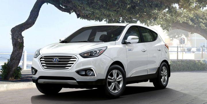 Hyundai рассекретила обновленный Tucson