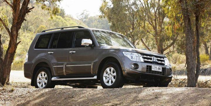 Японский бренд Mitsubishi выпустит гибриды ASX и Pajero