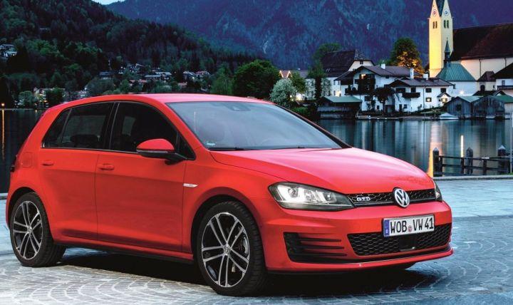 Японцы выбрали автомобилем года Volkswagen Golf