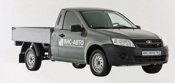 «ИжАвто» может вскоре начать производство пикапов на базе Lada Granta