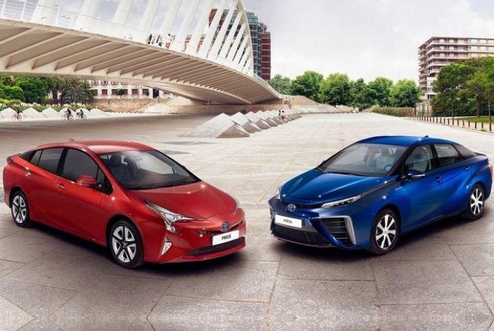 К 2050 году в мире не останется бензиновых автомобилей Toyota