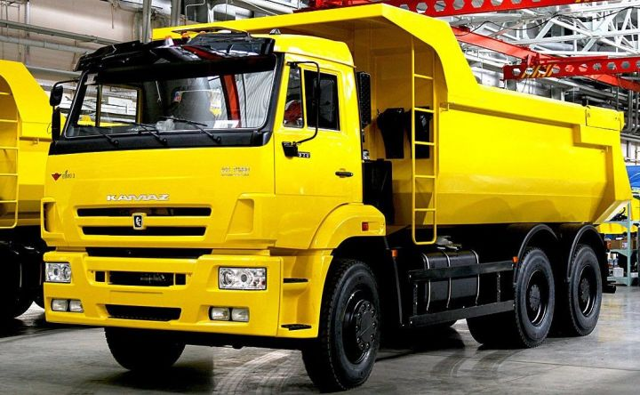 «КамАЗ» через пару лет выведет на рынок грузовик-беспилотник