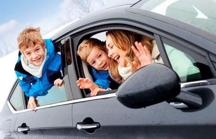 Каждая 7-я семья в России имеет два автомобиля