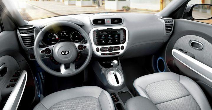 Kia Soul EV начнут продавать в России в 2015 году