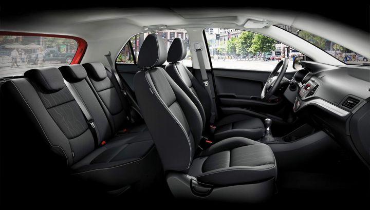 Kia показала обновленный Picanto на автосалоне в Женеве
