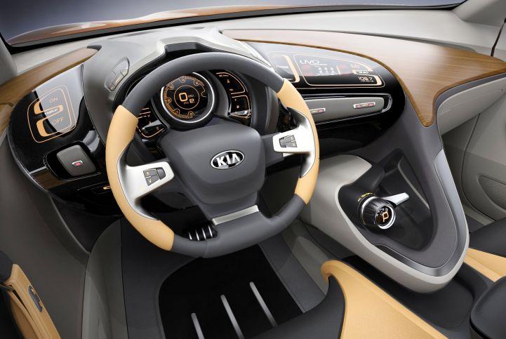 Kia запустит серийное производство фастбека Kia GT