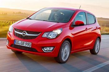 Компани Opel показала миру бюджетный хэтчбек Karl