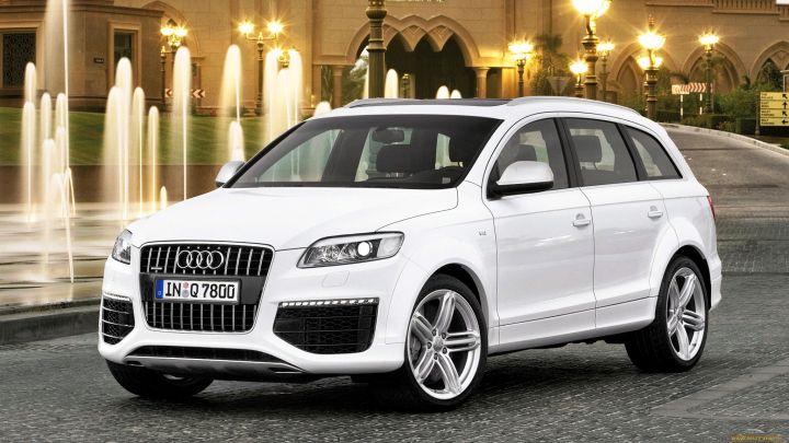 Компания Audi покажет новый внедорожник Q8 в 2017 году