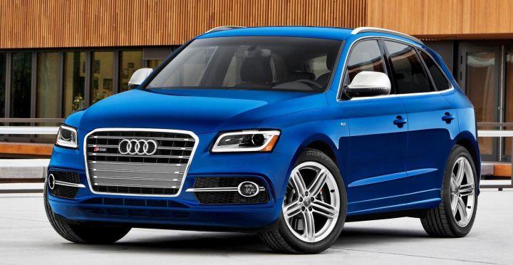 Компания Audi уверенно увеличивает объемы продаж