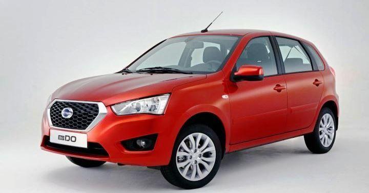 Компания Datsun презентовала новый хэтчбек mi-Do