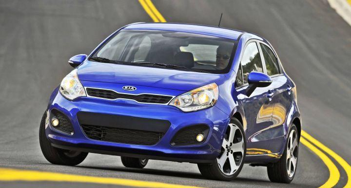 Компания Kia остановила поставки автомобилей, кроме модели Rio