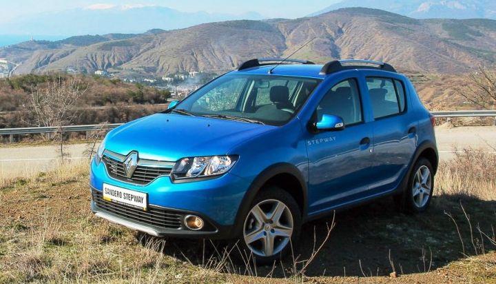 Компания Renault озвучила стоимость Sandero Stepway нового поколения