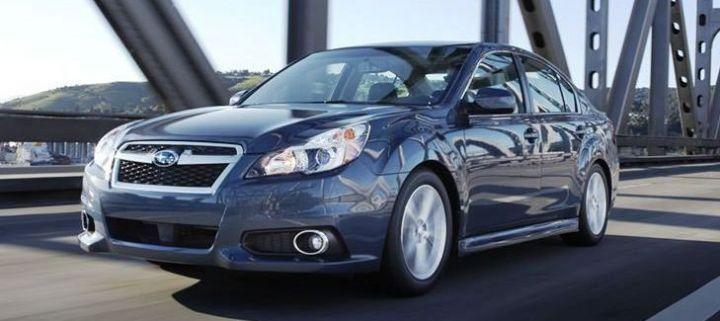 Компания Subaru бьет собственный рекорд продаж