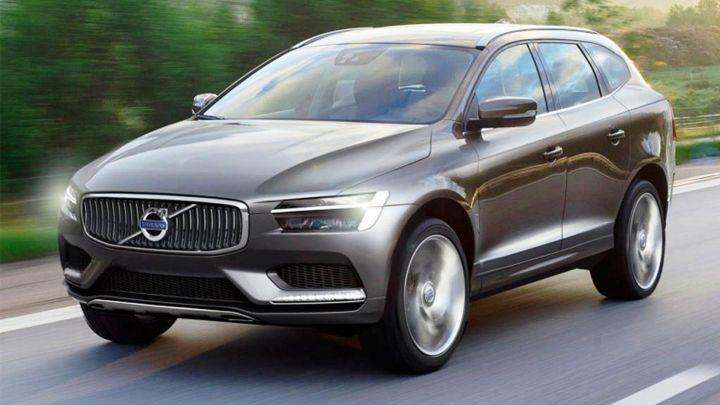 Компания Volvo начала прием заказов на новый XC90