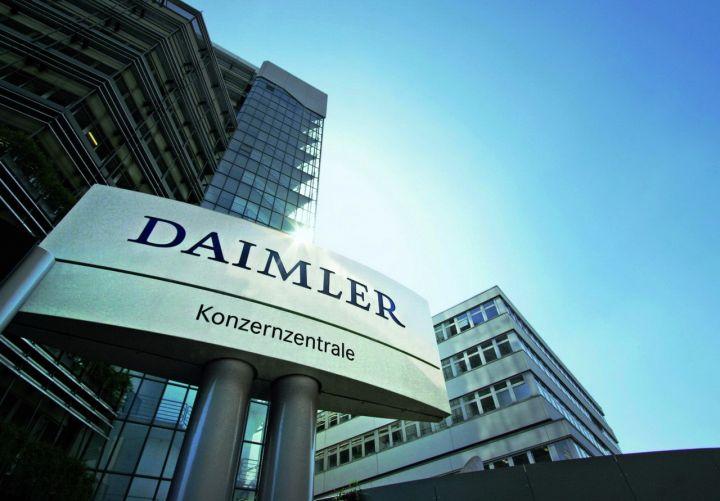 Концерн Daimler намерен построить завод в Санкт-Петербурге