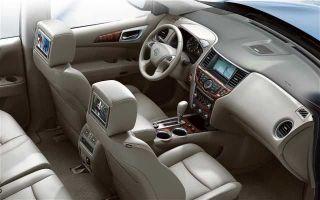 Концерн Nissan начал в России прием заказов на новый Pathfinder