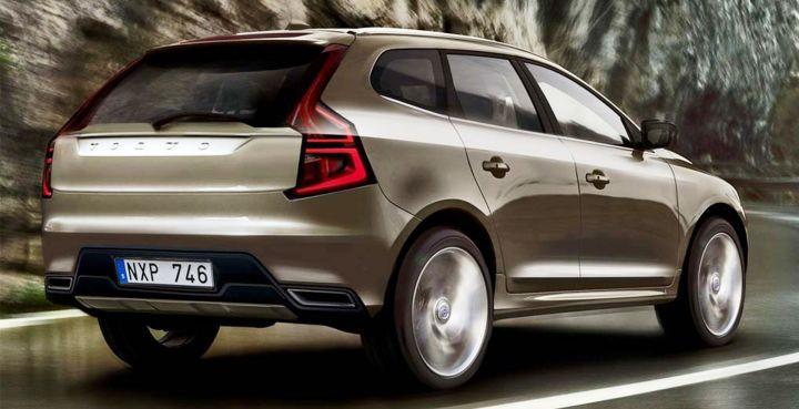 Концерн Volvo увеличит выпуск нового внедорожника Volvo XC90