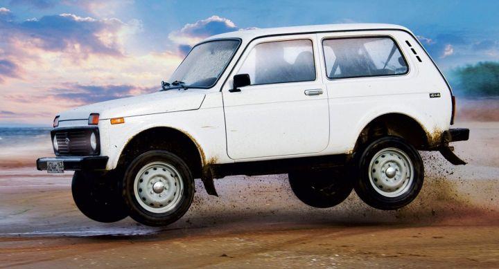 Lada 4×4 в люксовой модификации подорожала на 30 тысяч