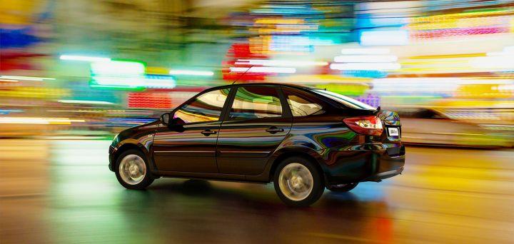 Lada Granta Liftback получила новую комплектацию «норма»