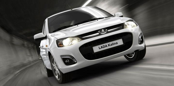 Lada Kalina с «роботом» будет стоить от 460 тысяч рублей